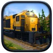 Train Driver Simulator Logo