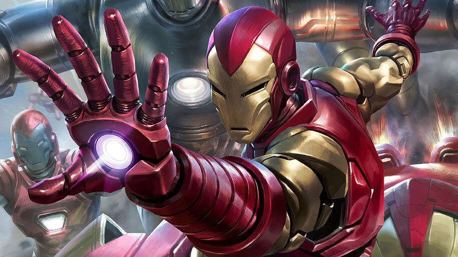 Iron Man, 4K, #6.2019