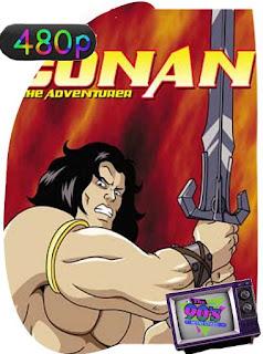 Conan El Aventurero [1992] Temporada 1 [480p] Latino [GoogleDrive] SXGO
