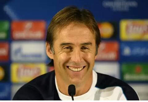 Lopetegui Madrid manager
