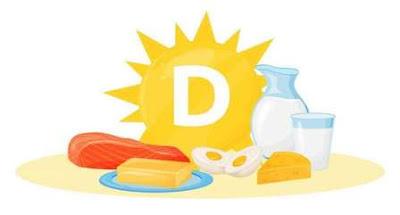 Vitamin D (Definisi, Metabolisme, Kebutuhan dan Sumber)