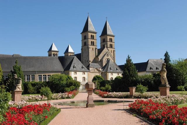 Echternach Abbey Museum.