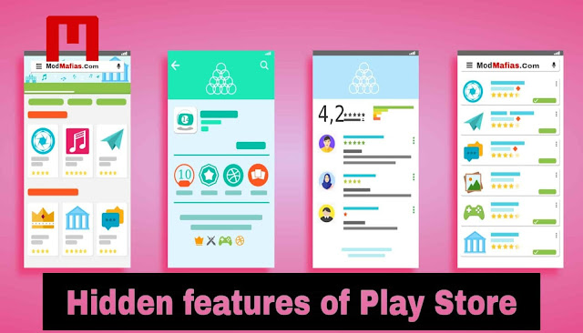 [7 hidden] features of Play Store - 2019
