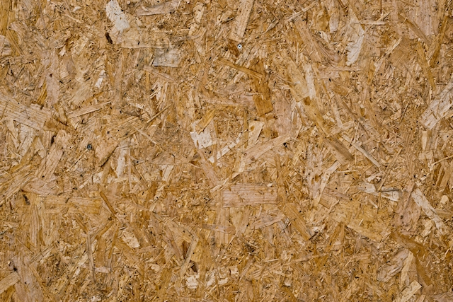 Messy plywood texture