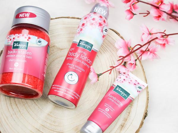Kneipp Cherry Blossom + Kneipp for Men
