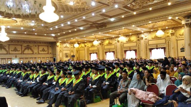 Wisuda ke-22 Yang Di Gelar Kampus IAI Al-Khoziny