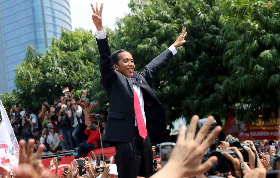 Survei Terbaru: Mayoritas Publik Menolak Jokowi Tiga Periode