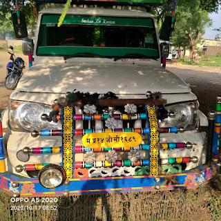 बड़ावदा पुलिस ने अवैध गोवंश परिवहन करते हुए पकड़ा
