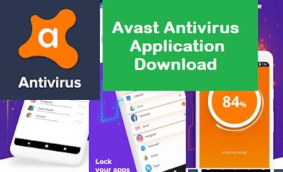 Avast Antivirus Application