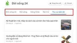 Tạo nhiều tab trên Google News cho Blogspot