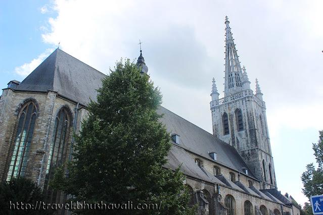Klein begijnhof Small Beguinage UNESCO Leuven