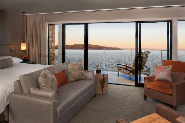 Inn Above Tide Skyline Suite