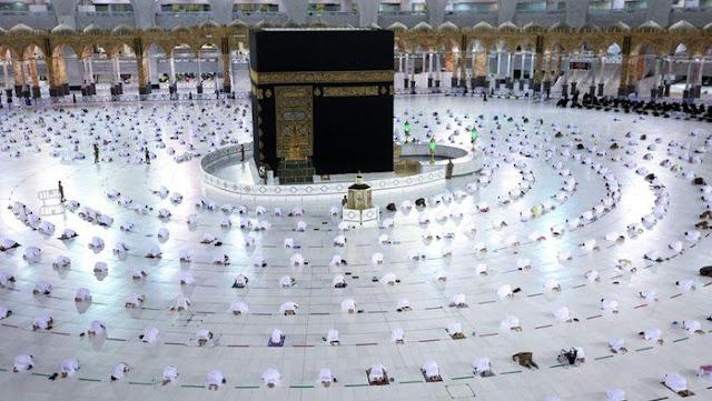 Serang Khotib Salat Jumat di Masjidil Haram, Pria Ini Ditangkap