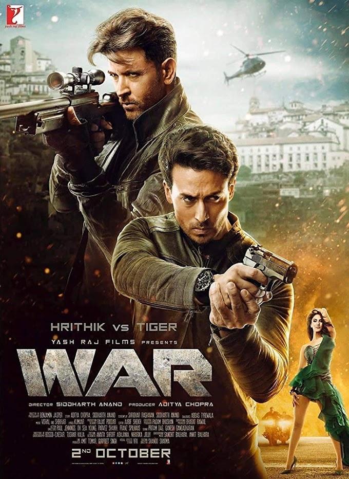 Review Filem War