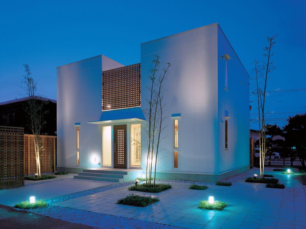 Minimalist home exterior home design picture - Minimalist house exterior design ...