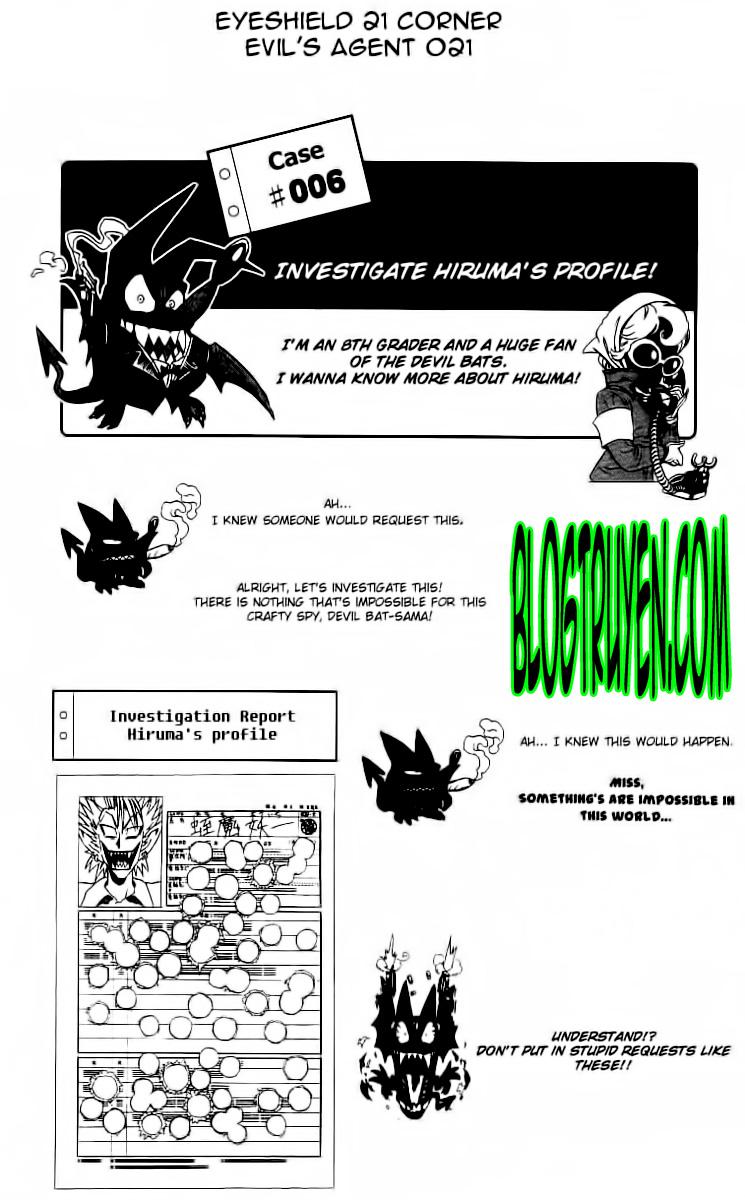Eyeshield 21 chapter 68 trang 23