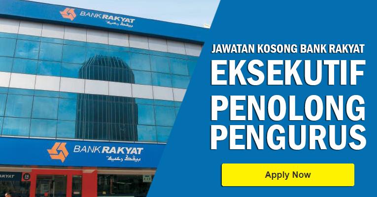 Jawatan Kosong di Bank Kerjasama Rakyat Malaysia Berhad