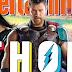 """O universo do Thor nunca esteve tão colorido como nas primeiras fotos de """"Ragnarok"""""""
