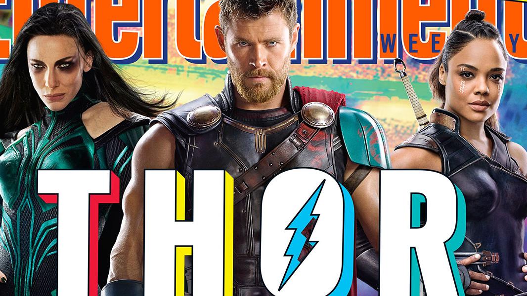 """""""Thor: Ragnarok"""" chega aos cinemas em 2 de novembro deste ano!"""