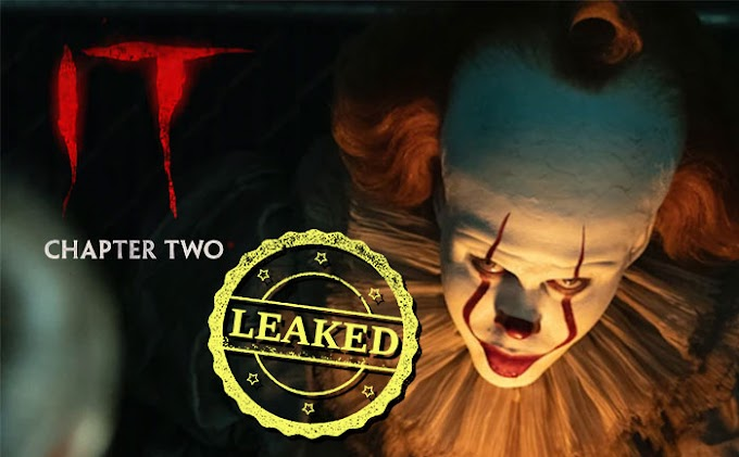 DOWNLOAD IT Chapter 2 Full HD Movie Leaked By TheLeakers 2019