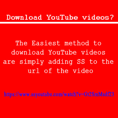 How to download youtube videos using mobile browser prosnics want to download youtube videos ccuart Images