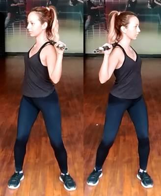 Ejercicio para ejercitar el músculo transverso del abdomen y los oblicuos