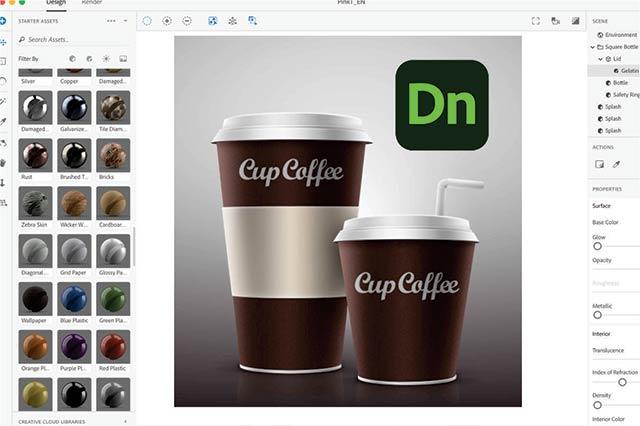 Adobe Dimension CC 2020 Latest Version Free Download