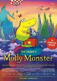 Molly, a monstrinha - animação - filme