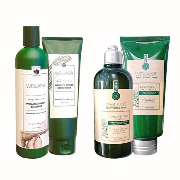 Review 4 loại dầu gội trị rụng tóc sau sinh
