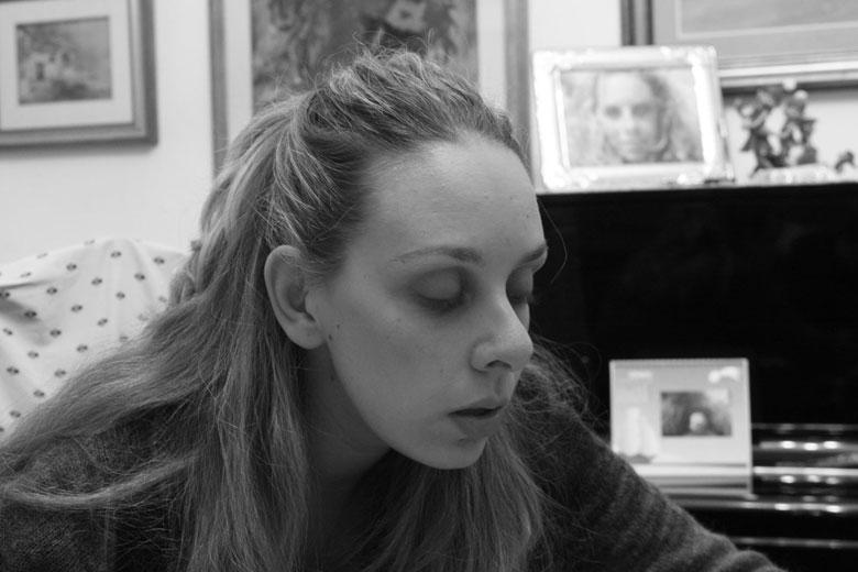 Samantha Lombardi - crediti foto Francesco Lerteri