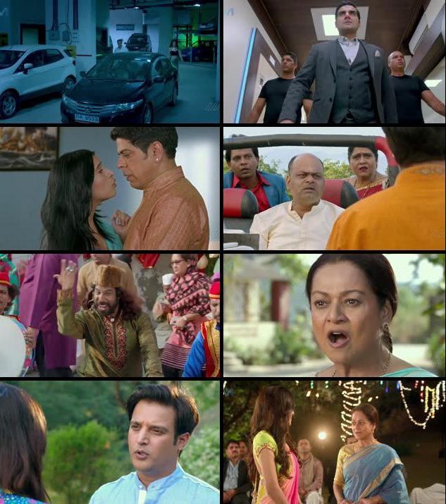 Yea Toh Two Much Ho Gaya 2016 Hindi 480p HDRip
