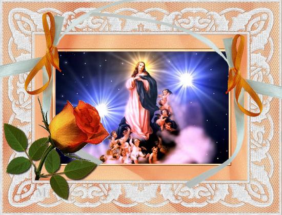 Santo Rosario continuo, di 24 ore, 15 agosto, Assunzione di Maria Santissima