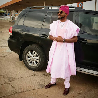 Banky W reacts to the 'Nigerian youths are lazy' comment by President Buhari