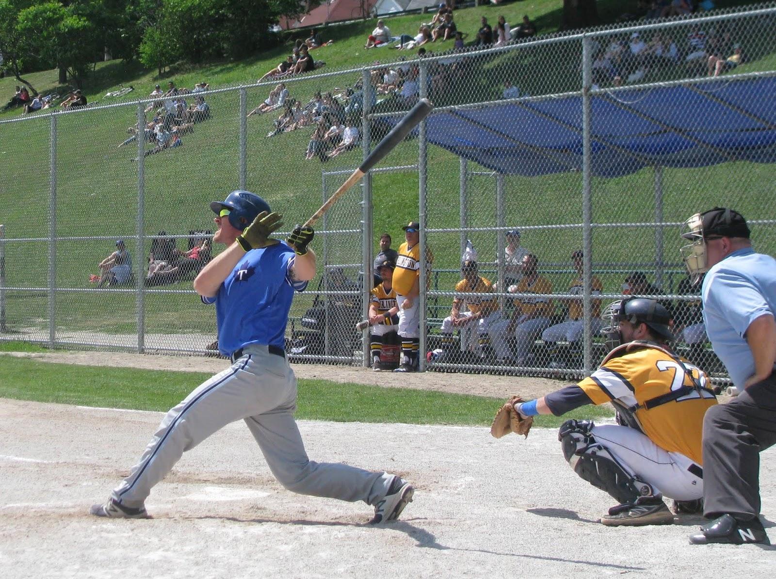 On The Christie Hillside Zen And The Art Of Winning Baseball