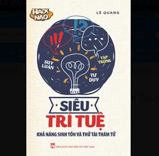 Siêu Trí Tuệ - Khả Năng Sinh Tồn Và Thử Tài Thám Tử ebook PDF EPUB AWZ3 PRC MOBI