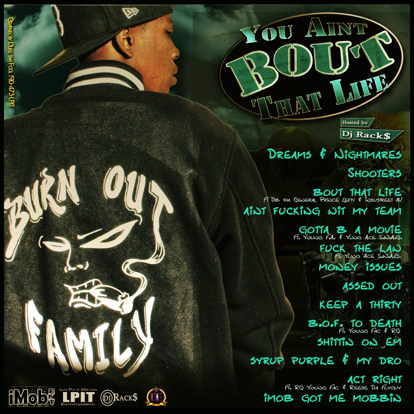 Bay Area Compass: New Music: You Ain't Bout That Life by J ...
