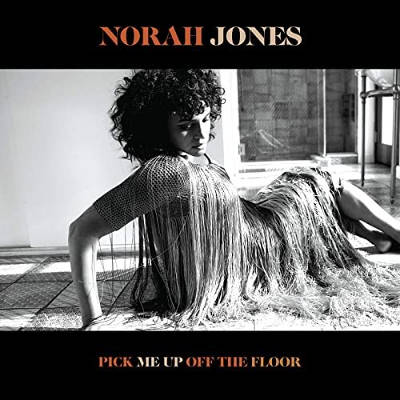 NORAH JONES : 'PICK ME UP OFF THE FLOOR'  ON AIR by AMERICAN SILK RADIO