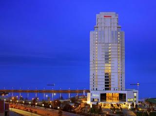 samsun otelleri fiyatları sheraton grand samsun hotel