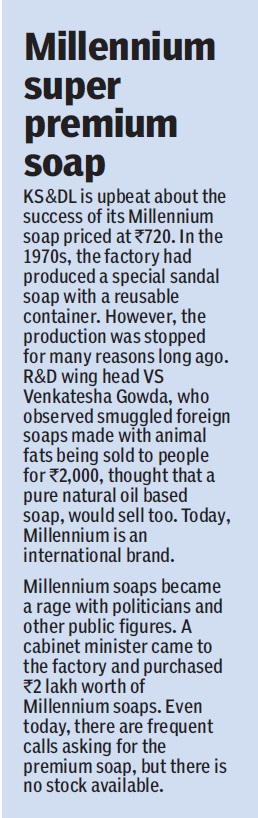 The Mysore Sandal Soap Factory Soap Opera That Gets Better