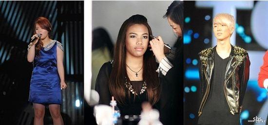Asian Cute Idol: 'K-Pop Star' contestants Lee Ha Yi, Lee ...