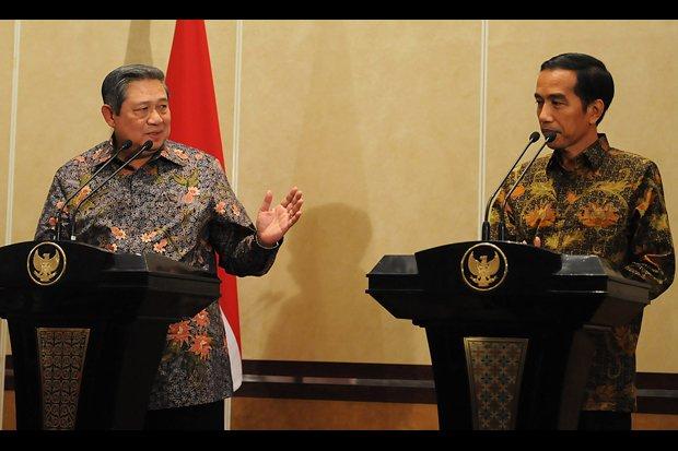 Jokowi Tunda Bangun Infrastruktur, SBY: Saya Sarankan Sejak Lama