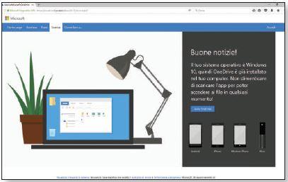 Come scambiare file tra PC con OneDrive
