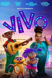 Vivo (2021) HD 1080P Latino [GD-MG-MD-FL-UP-1F] LevellHD