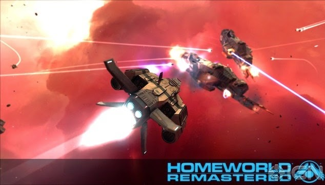 Homeworld Remastered Collection Free Download for PC