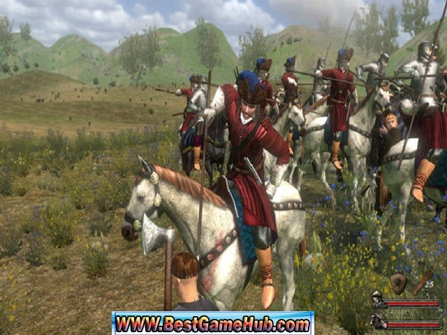Mount and Blade With Fire and Sword More Games Free Download From BestGameHub