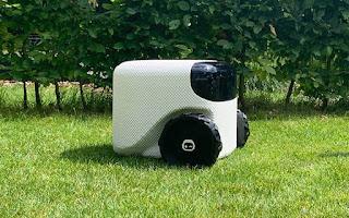 Η Αυτόνομη έξυπνη χλοοκοπτική μηχανή