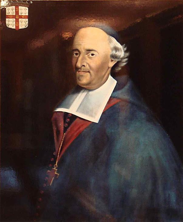 São Francisco Xavier de Motmorency Laval, 1º bispo do Canadá copiou todos os apontamentos de Soeur Marie
