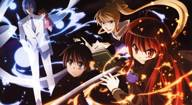 Shakugan no Shana BD Season 2 Episode 1-24 Subtitle Indonesia batch