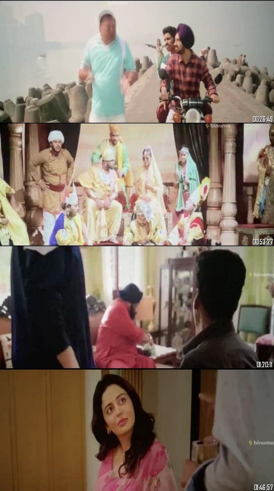 Suraj Pe Mangal Bhari 2020 Hindi 720p 480p pDVDRip