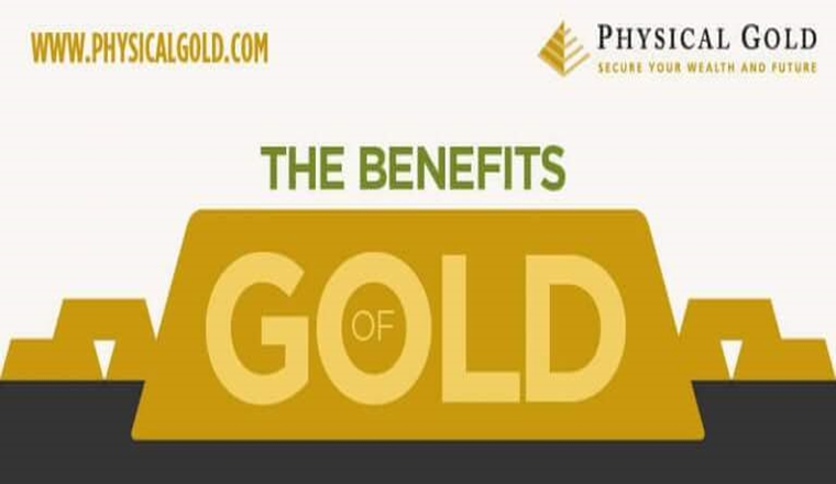What are the benefits of gold investment? #Infographic